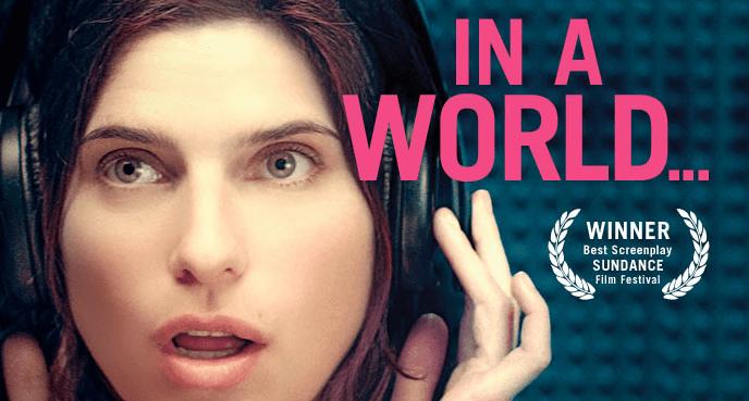 Filmtip In a world