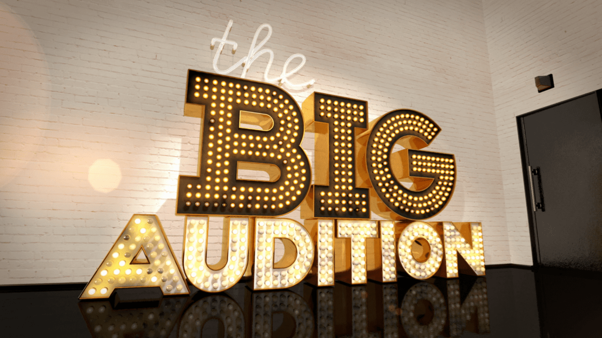 vlog the big audition