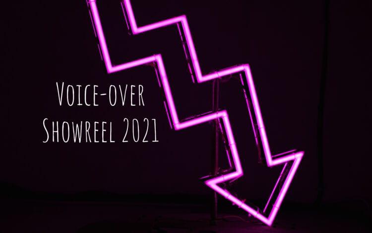 voice showreel Barbara Karel 2021